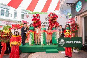 """Chính thức """"xâm nhập"""" thị trường phía Nam, KAFE PLUS giữ vững chất lượng thương hiệu."""